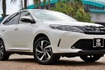 Toyota Harrier, buy a recond and save over RM20k or buy an official import?