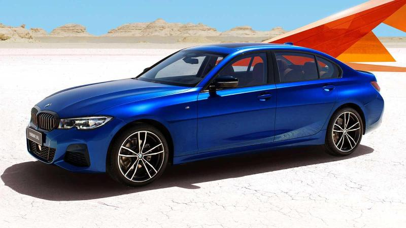 The BMW 330 Li answers a question nobody asked 02