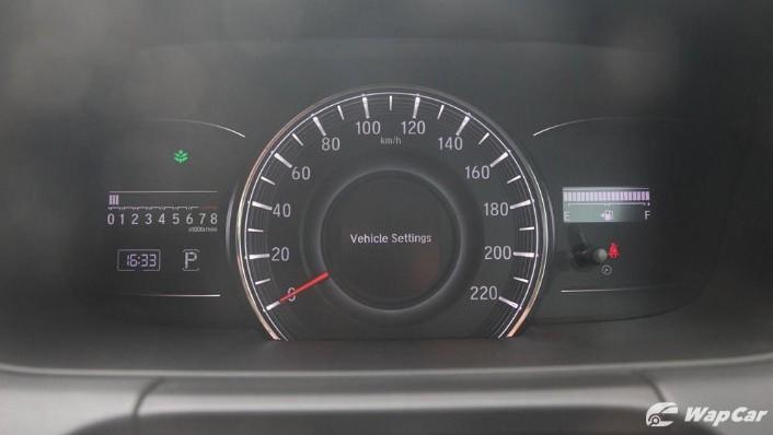 2018 Honda Odyssey 2.4 EXV Interior 009