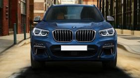 BMW X3 (2019) Exterior 002