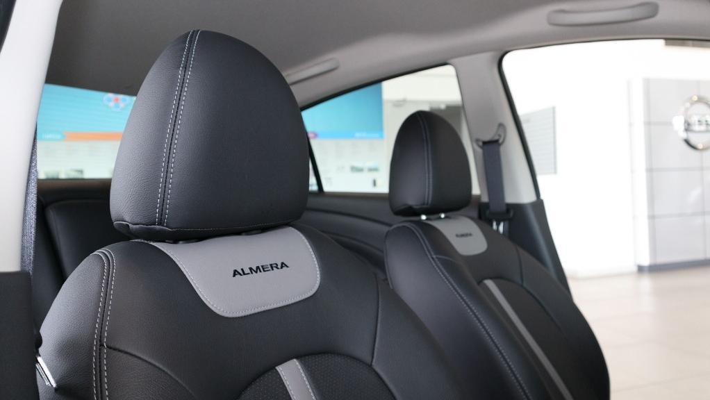 2018 Nissan Almera 1.5L VL AT Interior 030