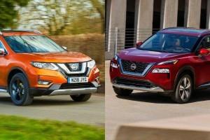 New vs Old: All-new 2021 Nissan X-Trail vs old model