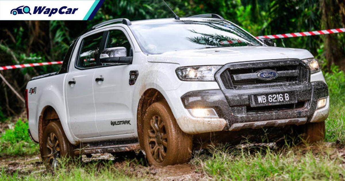 Own a Ford Ranger? Here's how you can get 2-year free service courtesy of SDAC-Ford 01