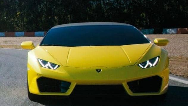 Lamborghini Huracán (2017) Exterior 002