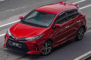 Applying loan for the 2021 Toyota Yaris? Here's the minimum salary required