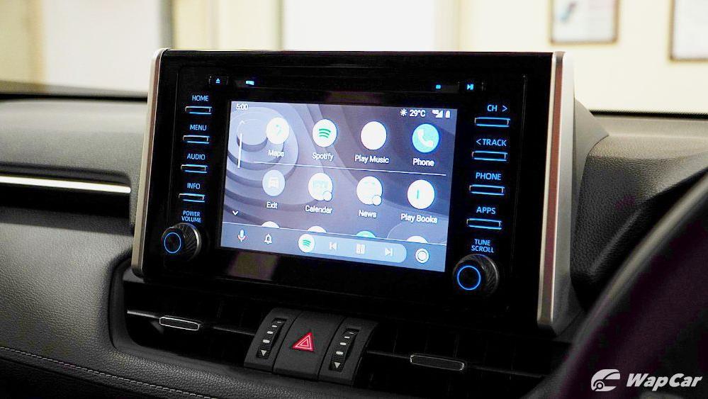 2020 Toyota RAV4 2.5L Interior 052