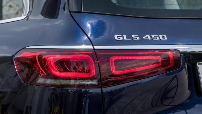2020 Mercedes-Benz GLS 450 4Matic Exterior 010