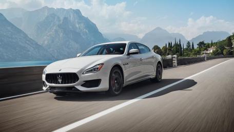 2019 Maserati Quattroporte GTS GranLusso Price, Specs, Reviews, Gallery In Malaysia | WapCar