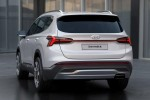 New 2021 Hyundai Santa Fe design revealed, it's all about the lights