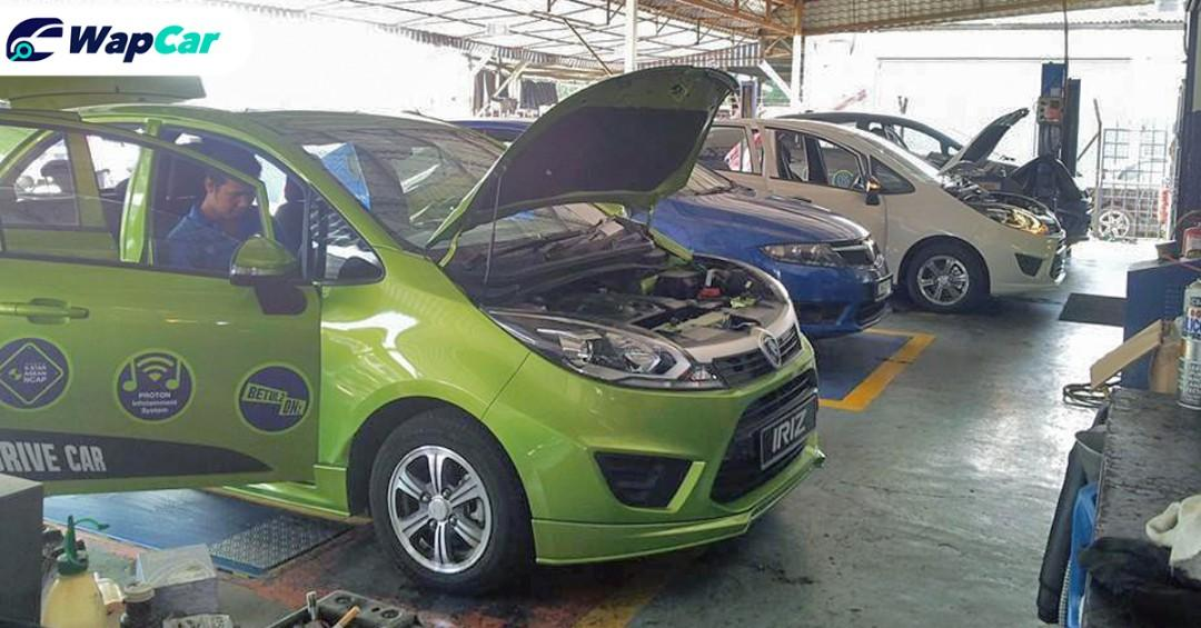 2020 Proton Iriz: Less than RM 3,100 to maintain it over 5 years/100,000 km 01