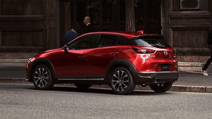 Mazda CX-3 (2018) Exterior 003
