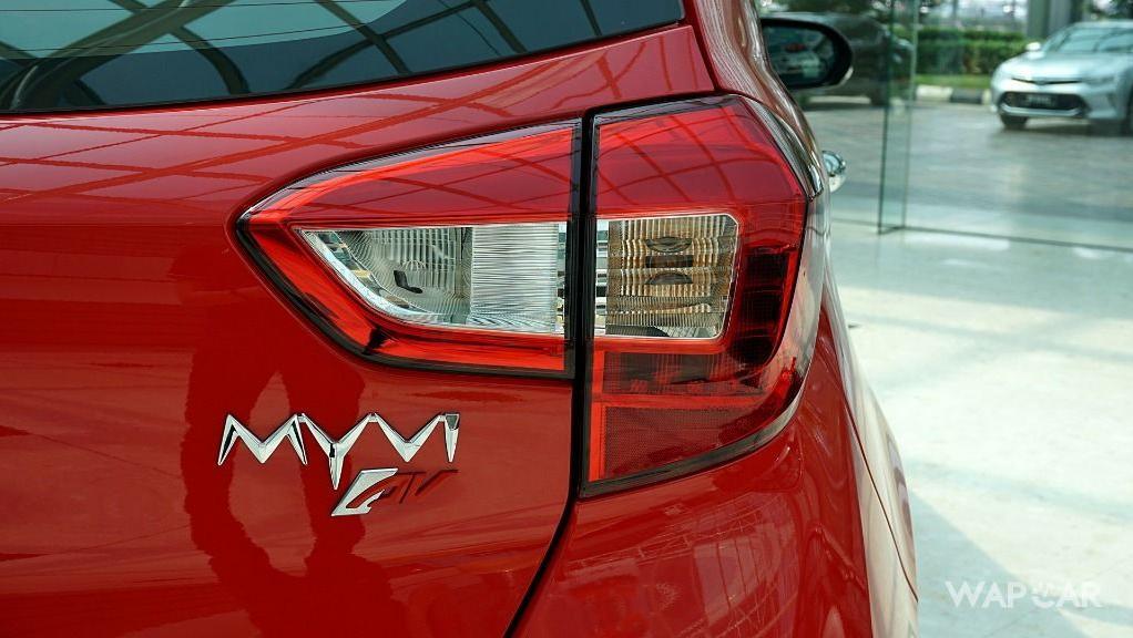Perodua Myvi (2018) Exterior 014