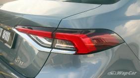 2020 Toyota Corolla Altis 1.8G Exterior 011