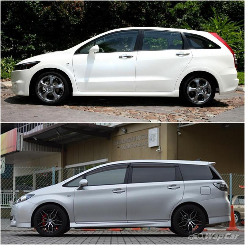 曾经在大马风靡一时,Honda Stream和Toyota Wish为何会走向没落? 02