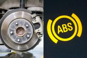 Why is my ABS warning light on? And what is a wheel speed sensor?