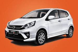 Perodua sold 23,119 cars in November - Axia outsold Myvi!
