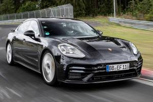 New 2021 Porsche Panamera produces 630 PS, 820 Nm and sets new Nürburgring lap record