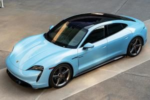 1 in 8 Porsches sold is a Porsche Taycan, main demand from China