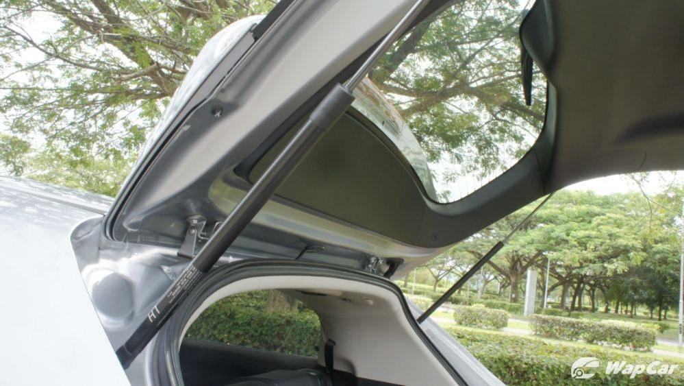 2019 Honda HR-V 1.5 Hybrid Interior 138