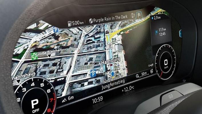 Audi A3 Sedan (2019) Interior 002