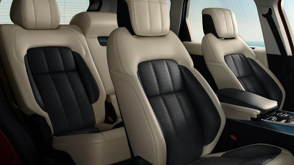 Land Rover Range Rover Sport (2017) Interior 013