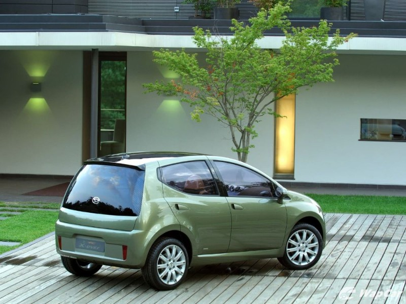 The Daihatsu D-Compact X-over is the Perodua Myvi Style that we wish we had 02