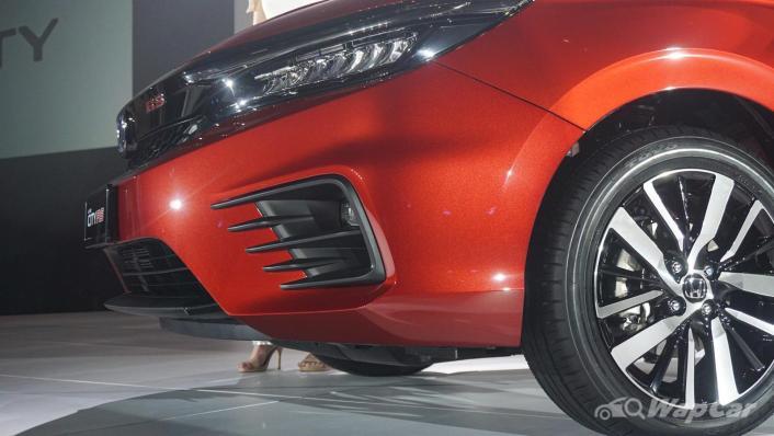 2020 Honda City RS 1.5 Hybrid Exterior 008