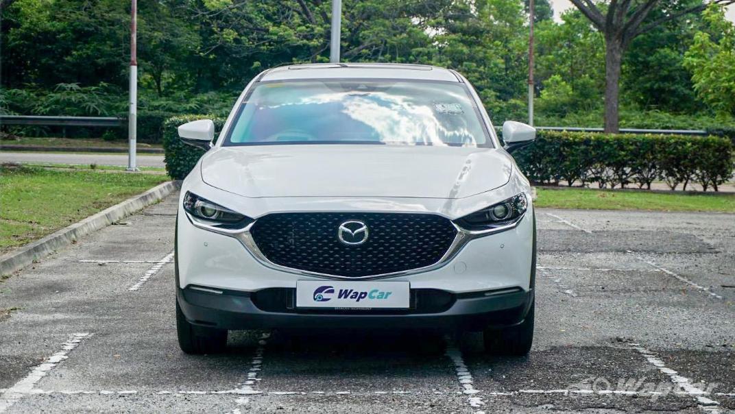 2020 Mazda CX-30 SKYACTIV-G 2.0 High Exterior 002