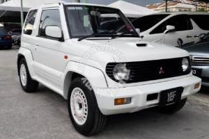 Barang Rare: Apa kata anda tentang Mitsubishi Pajero Mini 700cc?