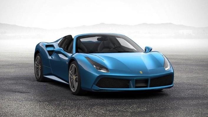 Ferrari 488 (2015) Exterior 005
