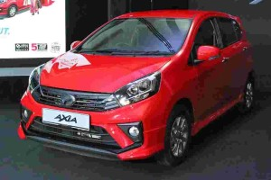 New Perodua Axia 2019 launched in Malaysia, priced from RM 24,090