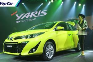 Toyota Yaris raja hatchback di Thailand dengan 19,178 unit terjual!