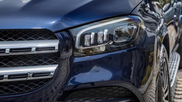 2020 Mercedes-Benz GLS 450 4Matic Exterior 009