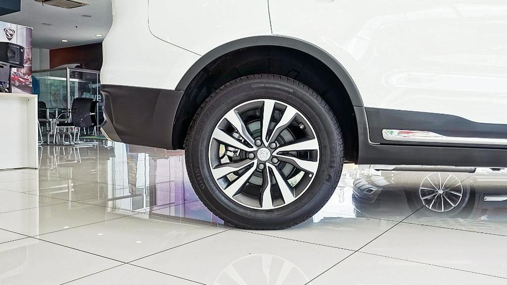 2018 Proton X70 1.8 TGDI Executive AWD Exterior 029