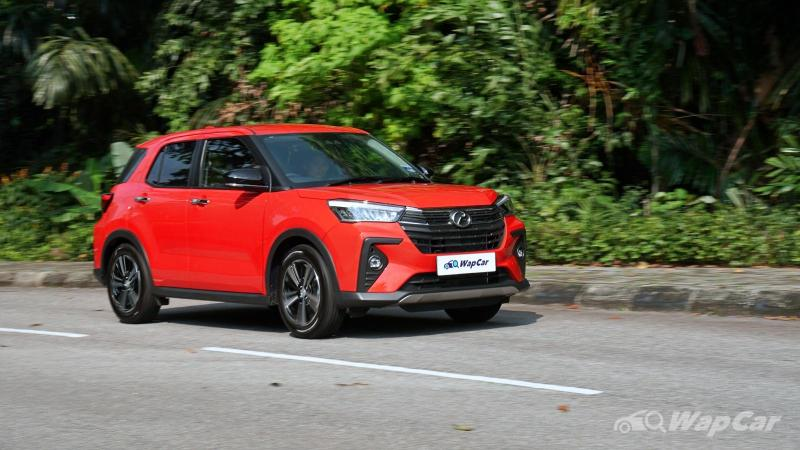 How quiet and comfortable is the 2021 Perodua Ativa? 02