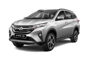 Perodua Aruz makes its first fleet deal