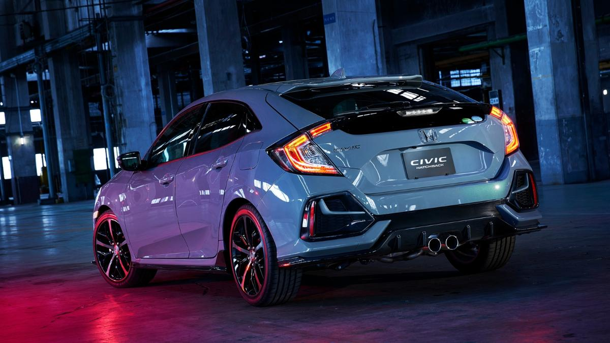 Here's why you can't buy a Honda Civic Hatchback in Malaysia 01