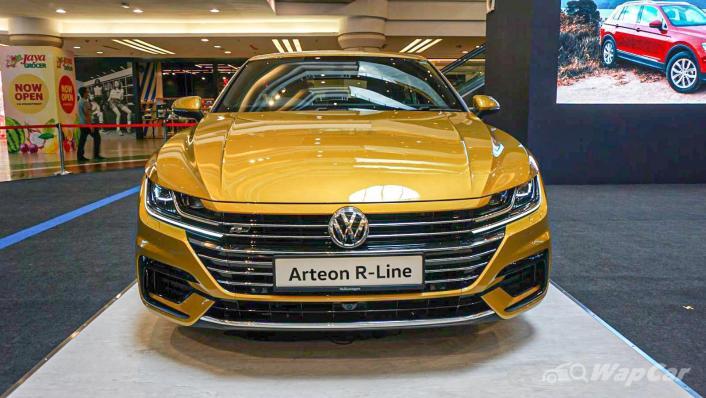 2020 Volkswagen Arteon 2.0 TSI R-Line Exterior 002