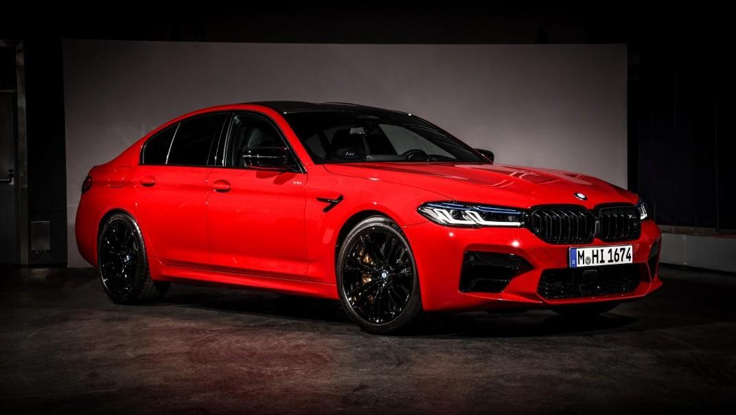 2020 BMW M5 Exterior 038