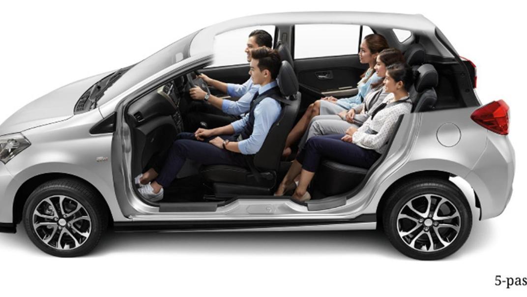 2020 Perodua Myvi 1.3L G AT Interior 007