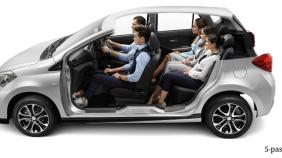 2020 Perodua Myvi 1.3L G AT Exterior 007