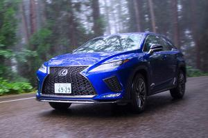 Lexus is not doing so well in Japan and it's all the Harrier and Alphard's fault