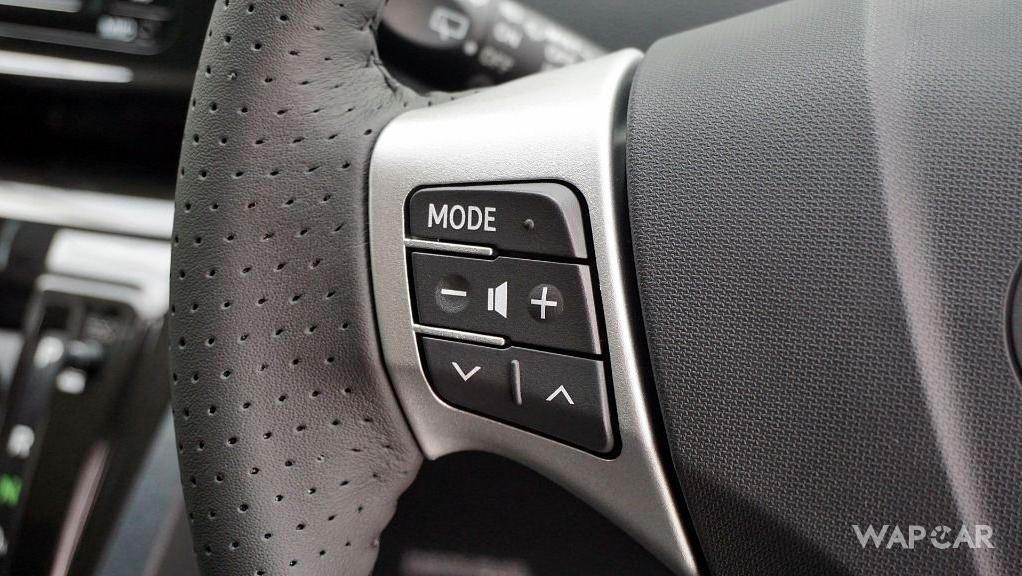 2018 Perodua Alza 1.5 AV AT Interior 015