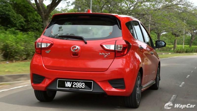 Potong Stim: Perodua Myvi – Memang berbaloi-baloi, tapi tempat duduk tak selesa 02