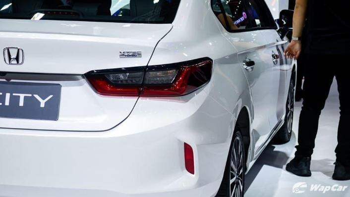 2020 Honda City Upcoming version Exterior 010