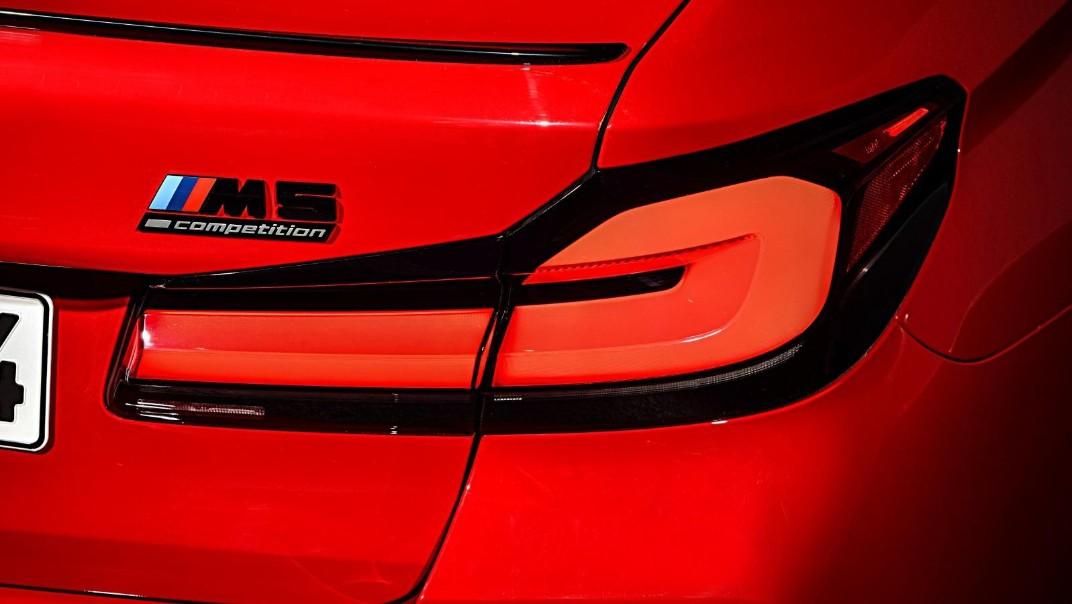 2020 BMW M5 Exterior 048