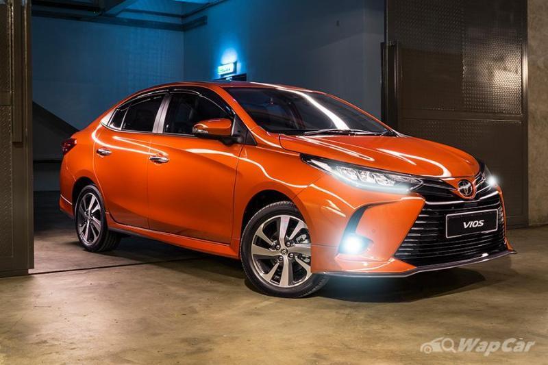 Toyota Vios facelift 2021: Bermula RM 74k – harga serupa Honda City? 02