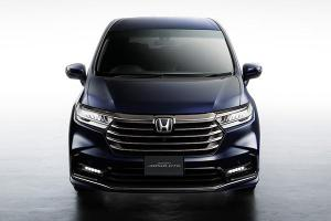 New 2021 Honda Odyssey revealed: Now with EPB and gesture control sliding doors