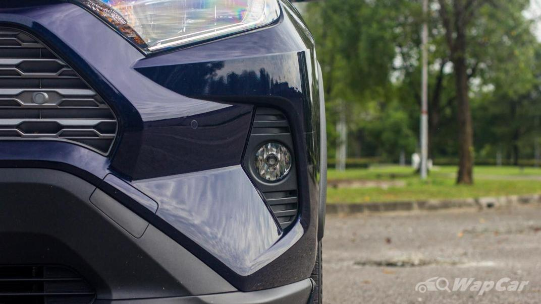 2020 Toyota RAV4 2.5L Exterior 018