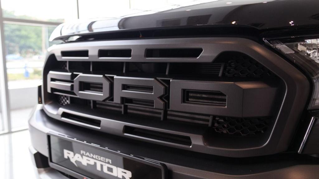 2019 Ford Ranger Raptor 2.0L 4X4 High Rdier Exterior 007